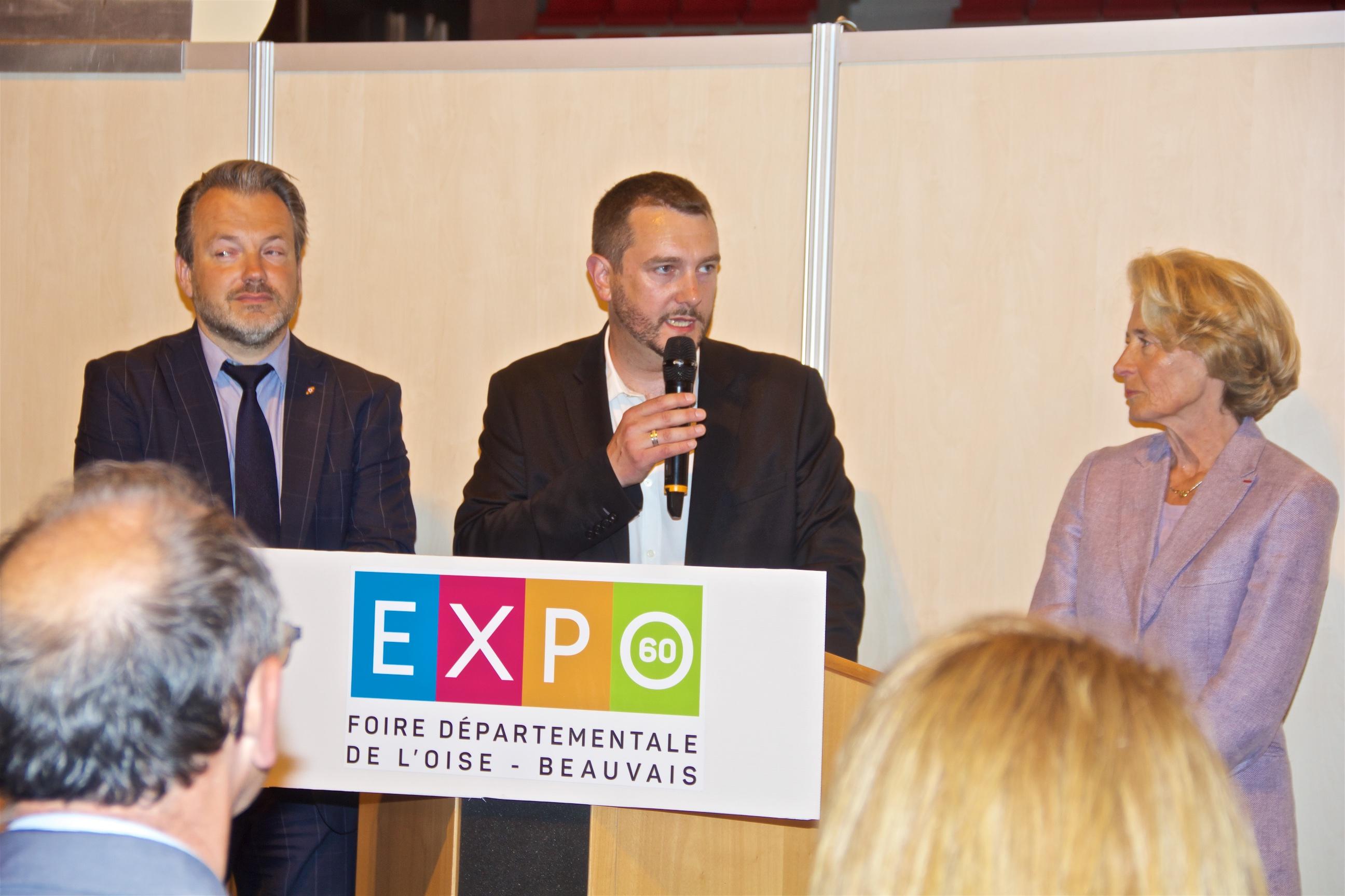 Foire Exposition Départementale Oise Beauvais
