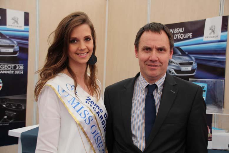 Foire de Beauvais 2014 - Miss Oise 2013-10