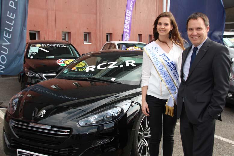 Foire de Beauvais 2014 - Miss Oise 2013-11