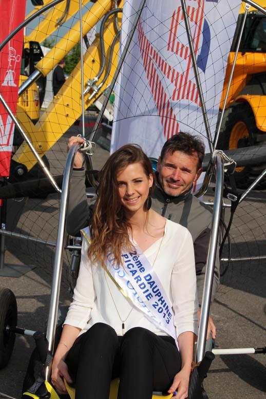 Foire de Beauvais 2014 - Miss Oise 2013-15
