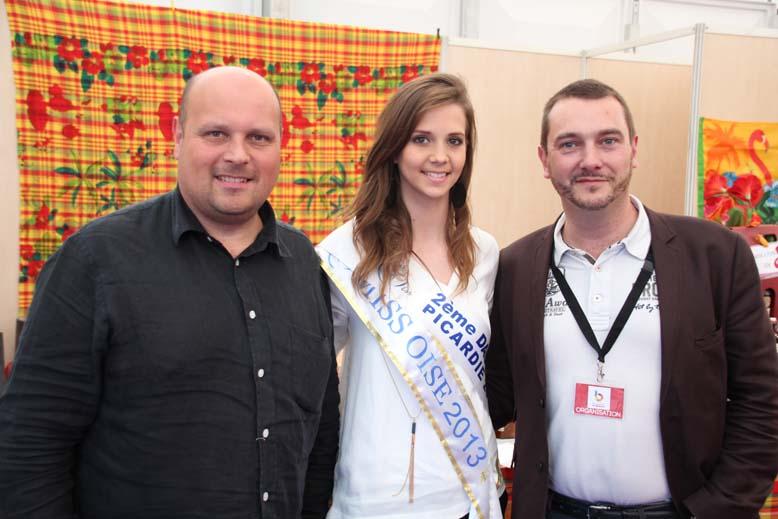 Foire de Beauvais 2014 - Miss Oise 2013-19