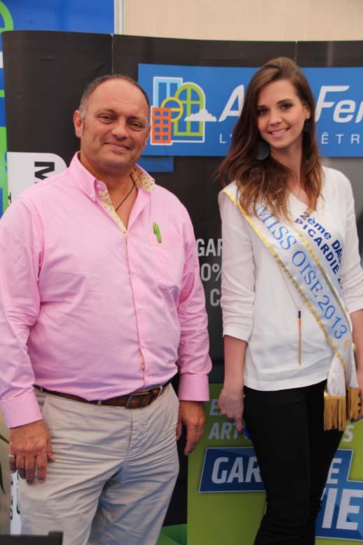 Foire de Beauvais 2014 - Miss Oise 2013-29