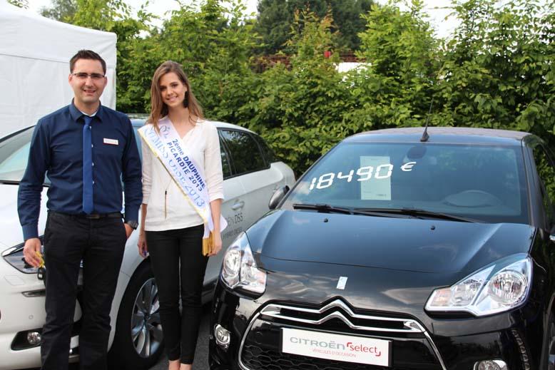 Foire de Beauvais 2014 - Miss Oise 2013-33