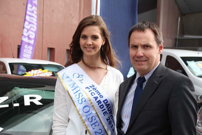 Foire de Beauvais 2014 - Miss Oise 2013-39