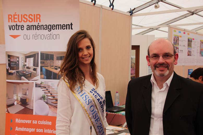 Foire de Beauvais 2014 - Miss Oise 2013-40