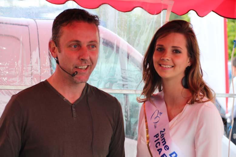 Foire de Beauvais 2014 - Miss Oise 2013-43