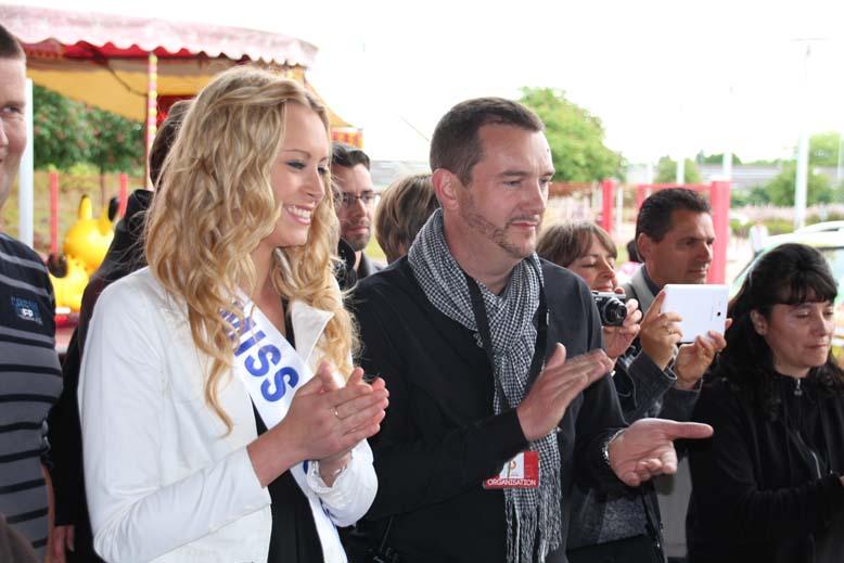 Foire de Beauvais 2014 - Miss Oise1