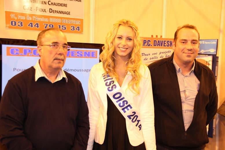 Foire de Beauvais 2014 - Miss Oise14
