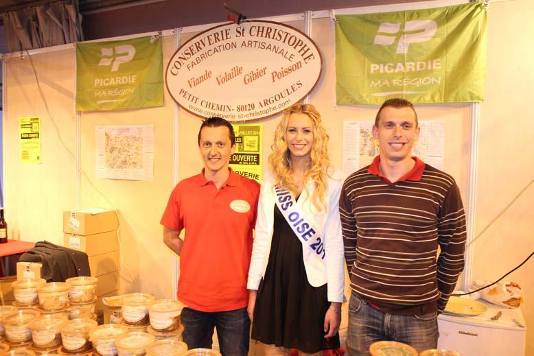 Foire de Beauvais 2014 - Miss Oise17