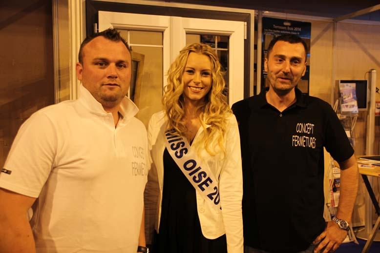 Foire de Beauvais 2014 - Miss Oise19