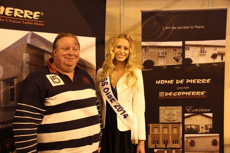 Foire de Beauvais 2014 - Miss Oise3