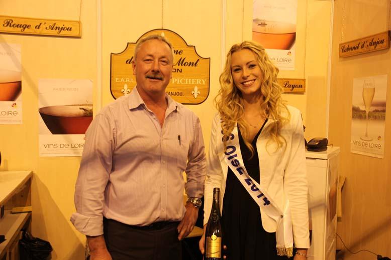 Foire de Beauvais 2014 - Miss Oise8