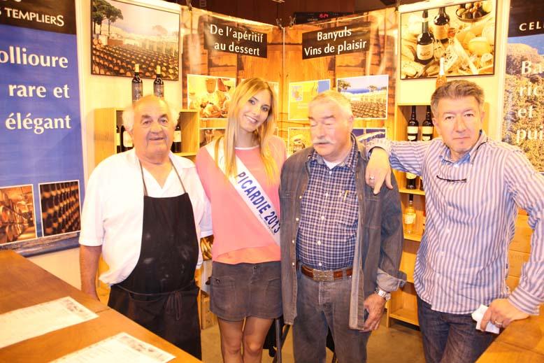 Foire de Beauvais 2014 - Miss Picardie20