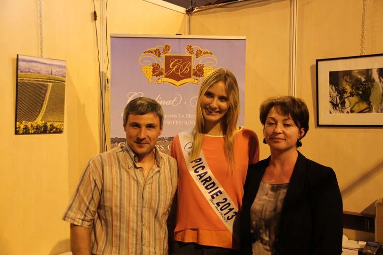Foire de Beauvais 2014 - Miss Picardie22
