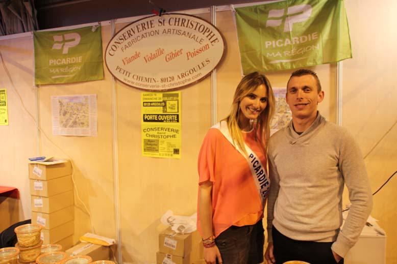 Foire de Beauvais 2014 - Miss Picardie29