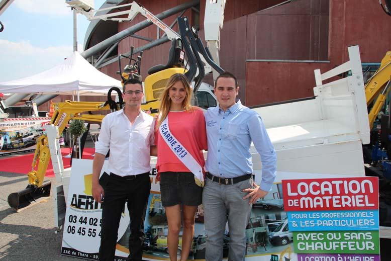 Foire de Beauvais 2014 - Miss Picardie33