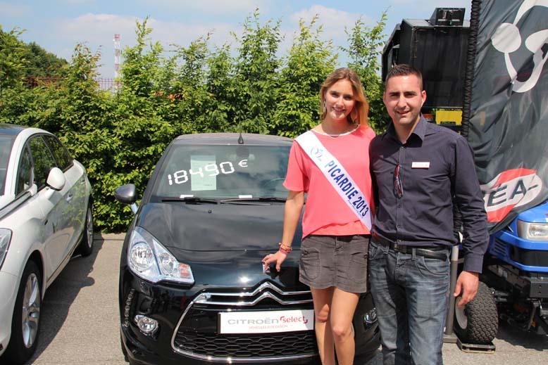 Foire de Beauvais 2014 - Miss Picardie34