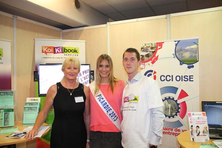 Foire de Beauvais 2014 - Miss Picardie4