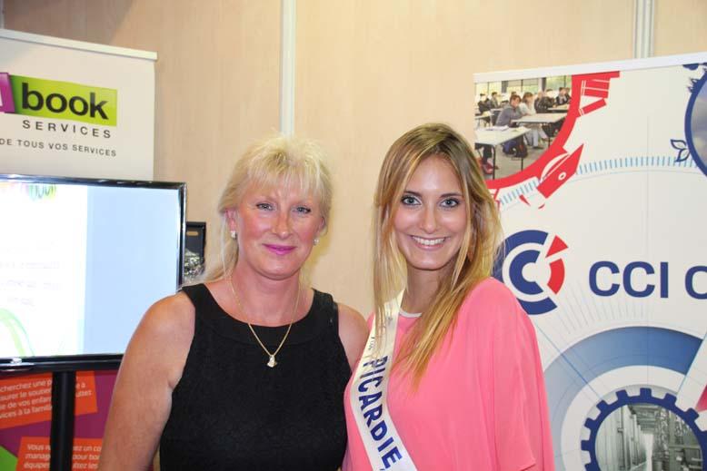 Foire de Beauvais 2014 - Miss Picardie49