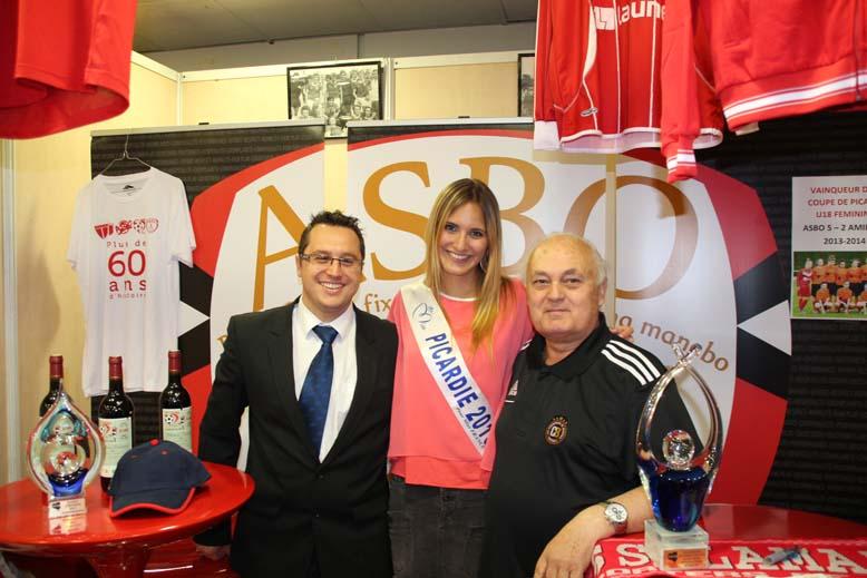 Foire de Beauvais 2014 - Miss Picardie5