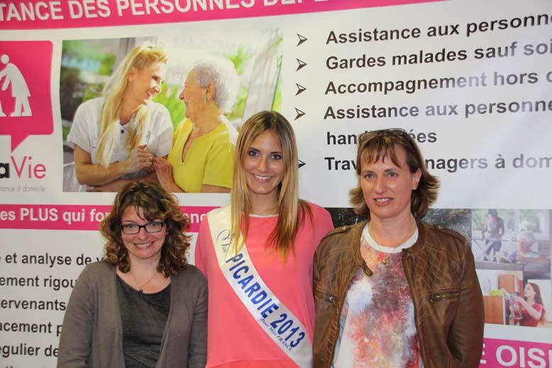 Foire de Beauvais 2014 - Miss Picardie7