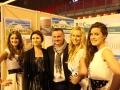 Foire de Beauvais visite de Miss Oise 2014 -10