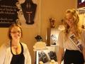 Foire de Beauvais visite de Miss Oise 2014 -28