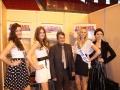 Foire de Beauvais visite de Miss Oise 2014 -3