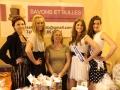 Foire de Beauvais visite de Miss Oise 2014 -6