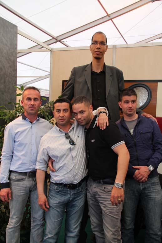 Foire de Beauvais 2014 - Brahim Takioullah15