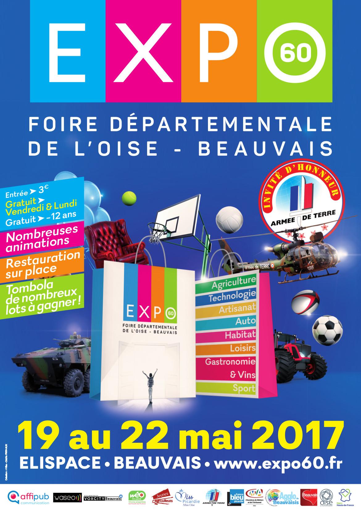 Communiqu de presse 2017 expo 60 foire exposition for Foire de moulins 2017