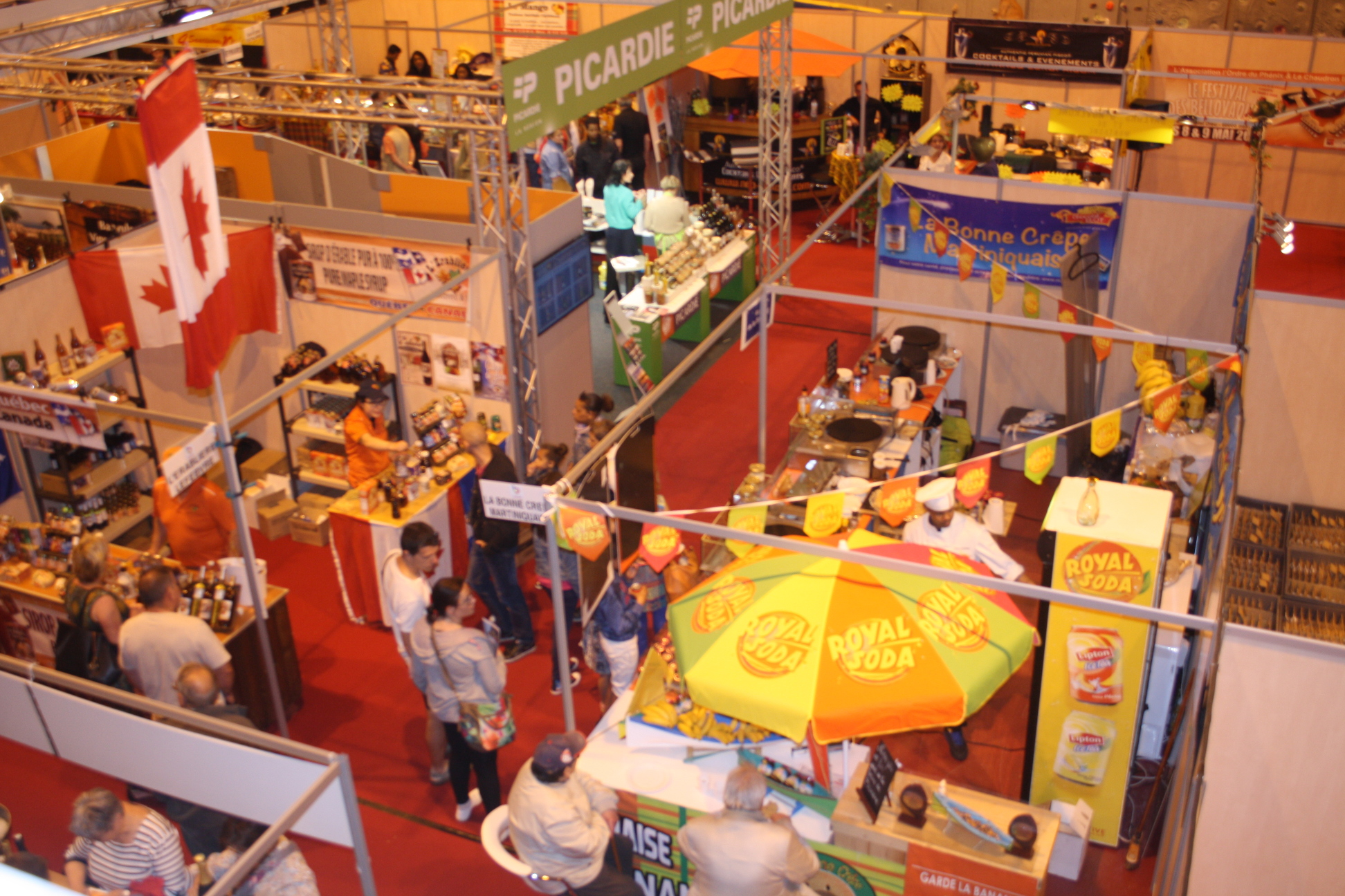 Expo60 foire expo oise beauvais affipub communication - Salon habitat beauvais ...