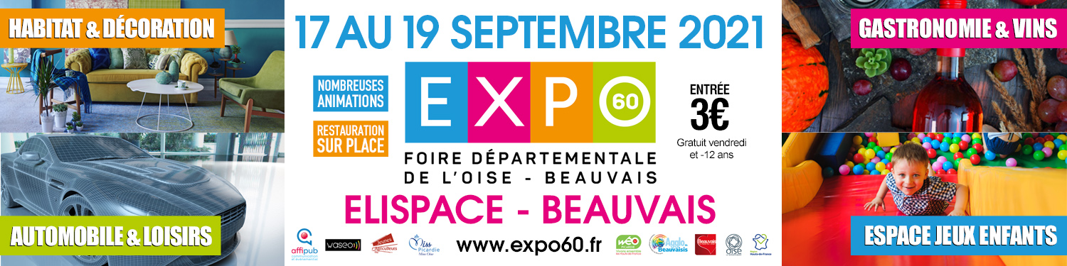 EXPO 60 – Edition 2021