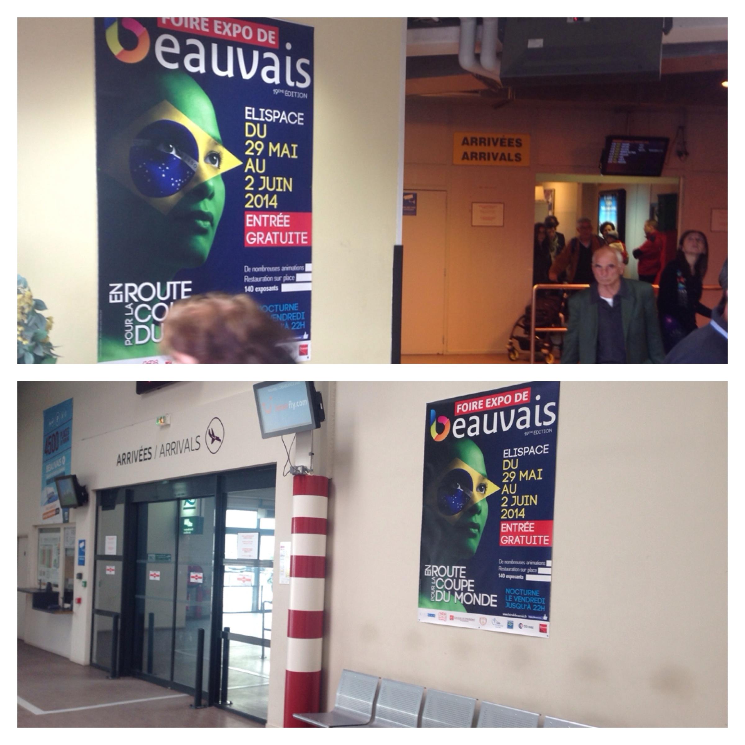 La foire de beauvais 2014 elle s 39 affiche expo 60 - Salon habitat beauvais ...