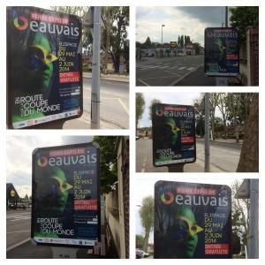 Foire de Beauvais 2014 - communication