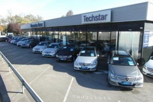 Techstar-Mercedes-Foire de Beauvais 2015