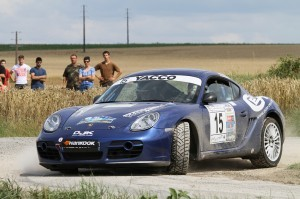 Porsche Cayman GT10-1 Foire Expo Beauvais