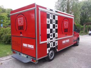 Food truck resto café 1