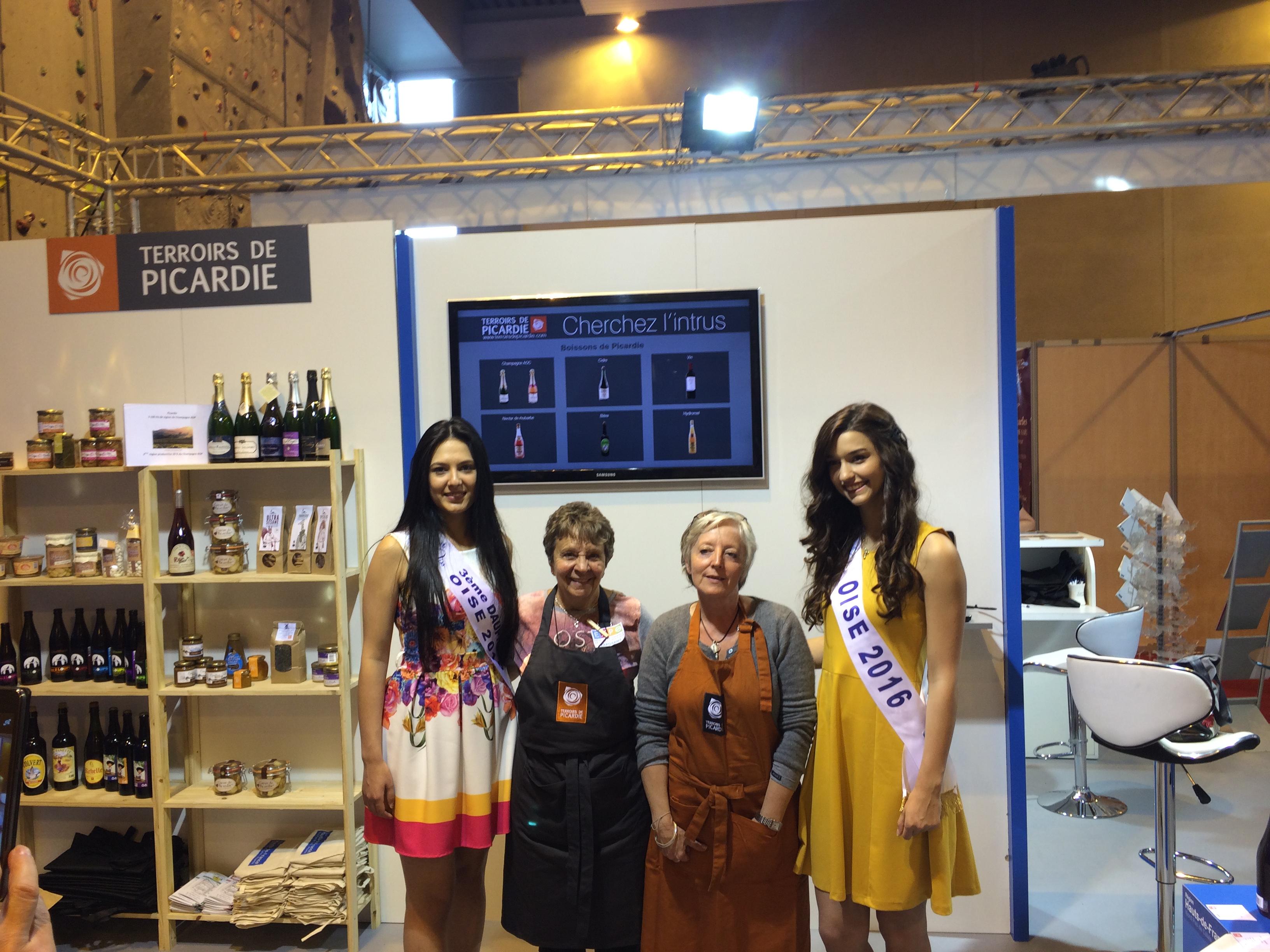 Photos comit miss oise picardie expo 60 foire for Amiens foire expo