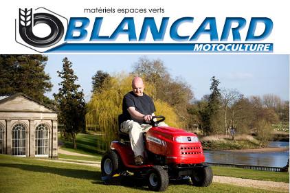 Blancard Motoculture sur EXPO60