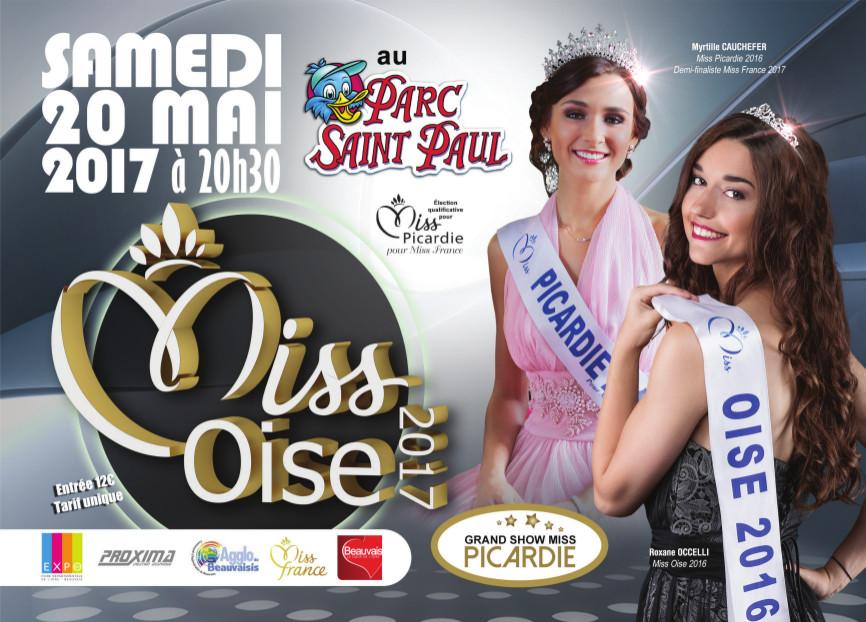 Election de Miss OISE 2017 - Samedi 20 Mai