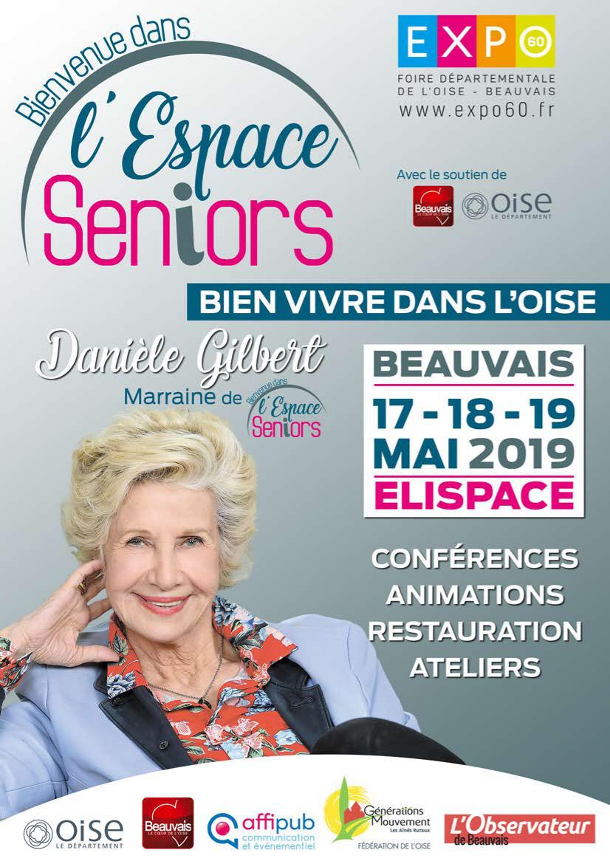 NOUVEAU, le Salon des Seniors et des Aidants de l'Oise intégré à EXPO60