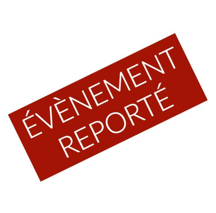 Report d'Expo60 au mois de Septembre 2020