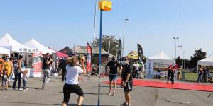Un village du Sport sur la Foire EXPO60