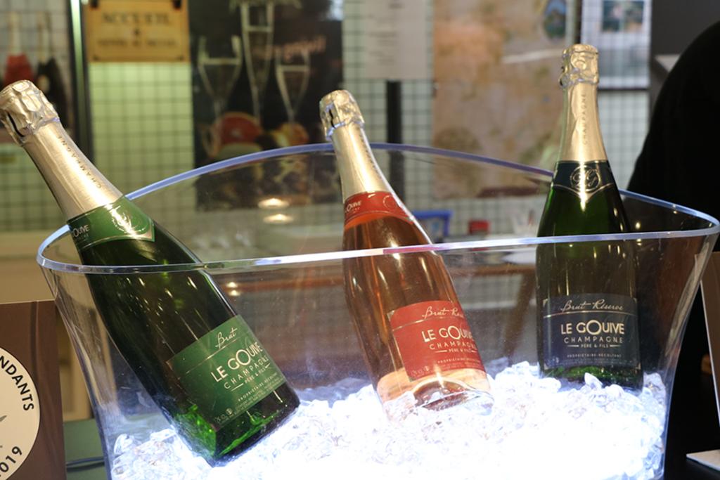 Salon vins et gastronomie de l'Oise EXPO60