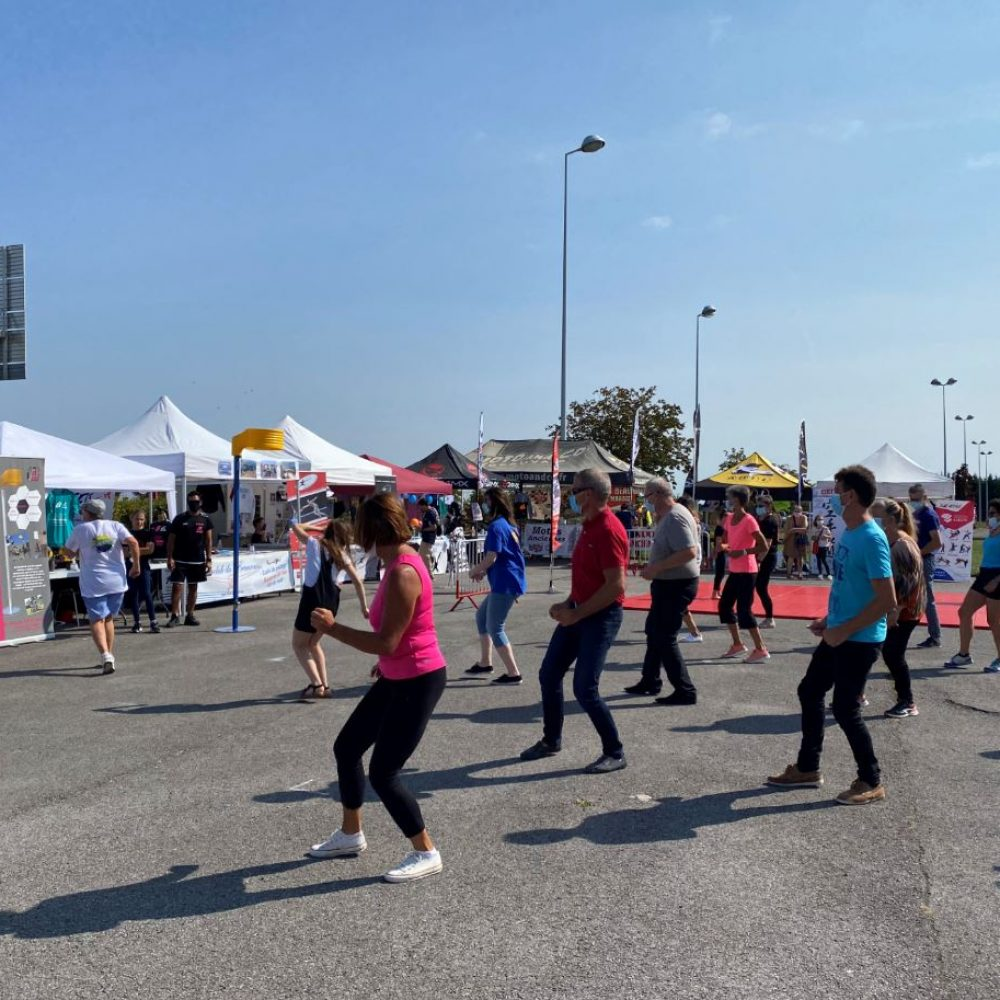 EXPO60 Foire Départementale de l'Oise village des sports danse