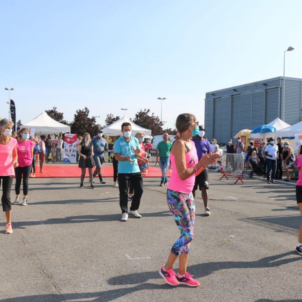 Gym et fitness pour EXPO60 dans l'Oise
