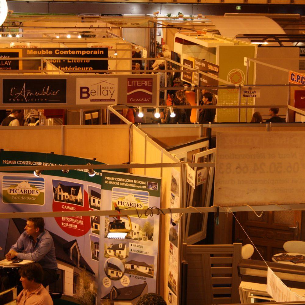 Salon de l'Habitat et de la Décoration à EXPO60 dans l'Oise